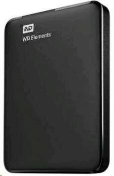 WD Elements Portable externí HDD 1TB černý