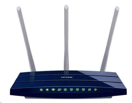 TP-Link TL-WR1043ND Ultimate Wifi N Gigabit Router