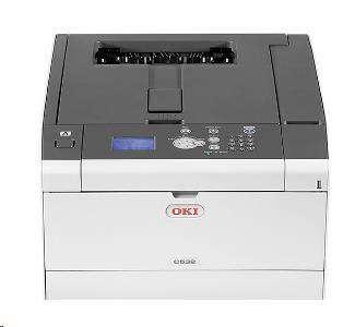 Oki C532dn barevná LED tiskárna