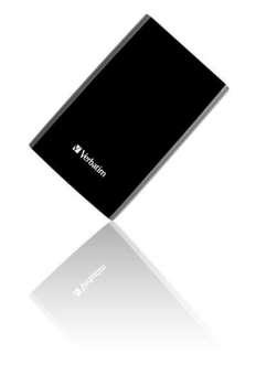 VERBATIM Store 'n' Go externí HDD 500GB -černý