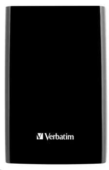 VERBATIM Store 'n' Go externí HDD 1TB -černý