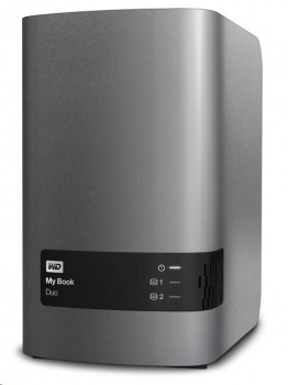 WD My Book Duo externí HDD 16TB