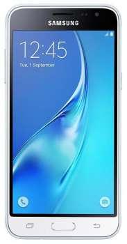 Samsung Galaxy J3 Duos bílá