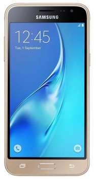 Samsung Galaxy J3 Duos zlatá