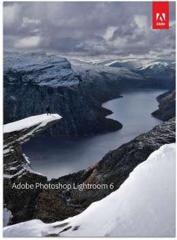 Adobe Photoshop Lightroom 6.0 Win/Mac ENG