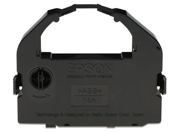 Barvicí páska Epson S015262 LQ-670/680 - černá