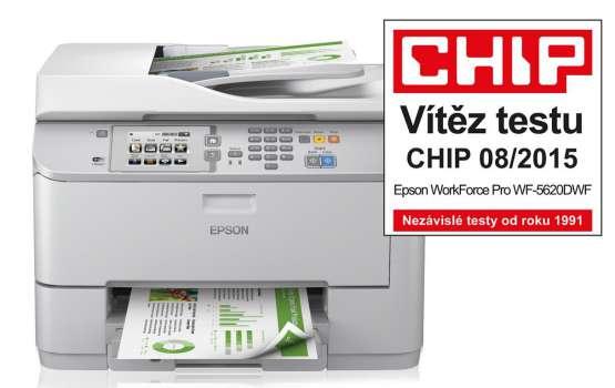 Epson WorkForce Pro WF-5620DWF 4v1 ink. tiskárna