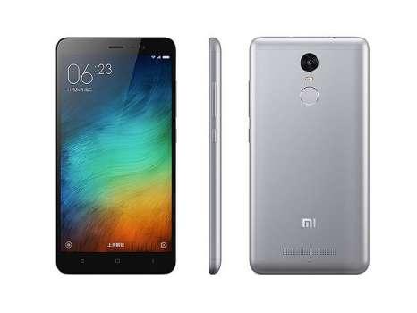Xiaomi Redmi Note 3 PRO 32GB, šedá