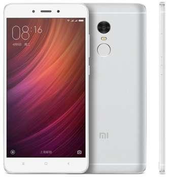 Xiaomi Redmi Note 4 Dual SIM 16GB stříbrný