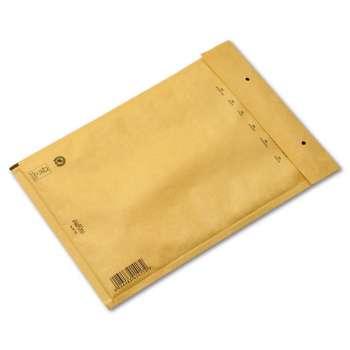 Bublinkové obálky - B5, samolepicí, hnědé, 100 ks