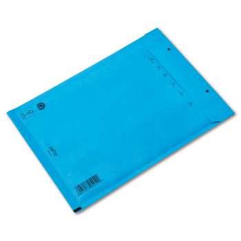 Bublinkové obálky - A5, samolepicí, modré, 10 ks