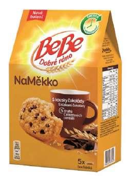 BEBE Dobré ráno naměkko - čokoláda, 250 g