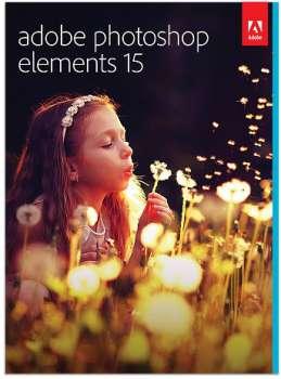 Adobe Photoshop Elements 15 CZ