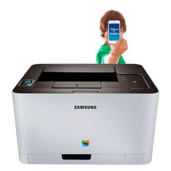 Samsung SL-C430W laserová barevná tiskárna