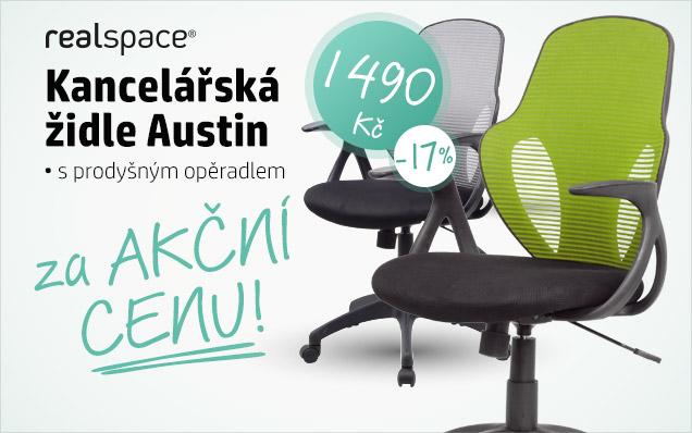 UŠETŘI 17% na židli Austin