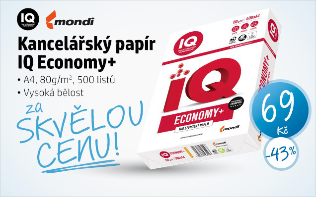 Papír Nautilus Refresh za AKČNÍ cenu!