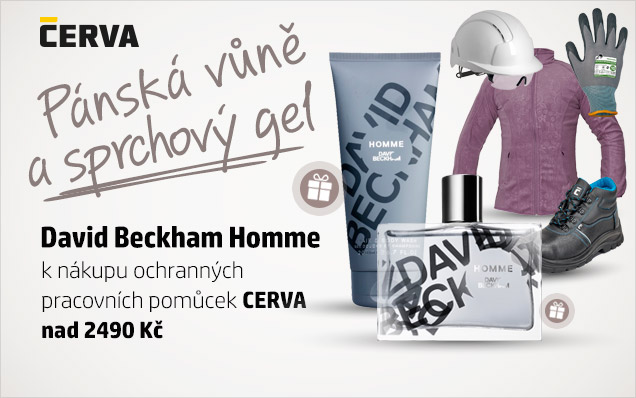 Získej vůni David Beckham!