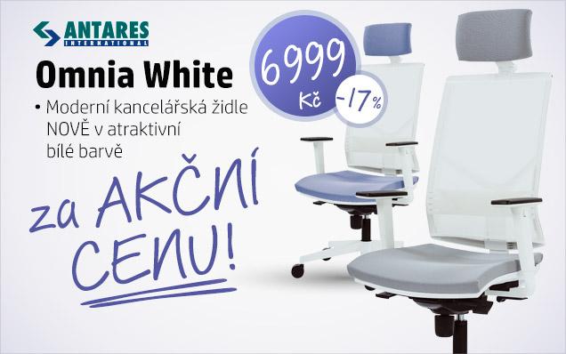 17% SLEVA luxusní židle Omnia