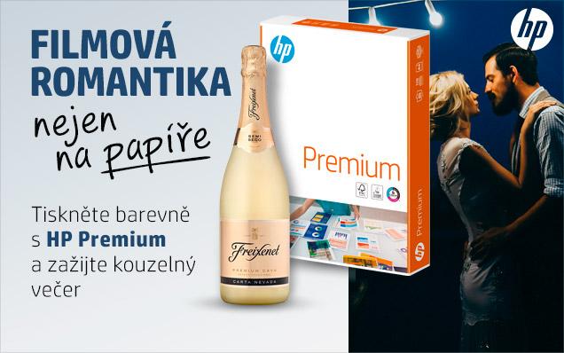 Kvalitní sekt ZDARMA k papíru HP Premium