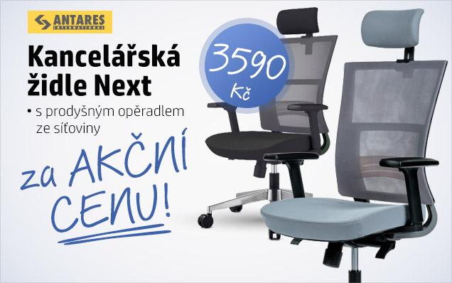 Židle Next za AKČNÍ CENU!