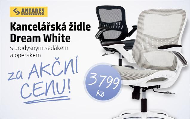 AKČNÍ CENA na židle Dream!