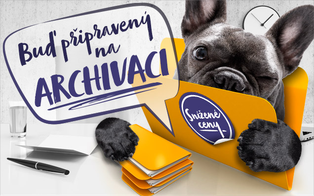 SLEVY archivace