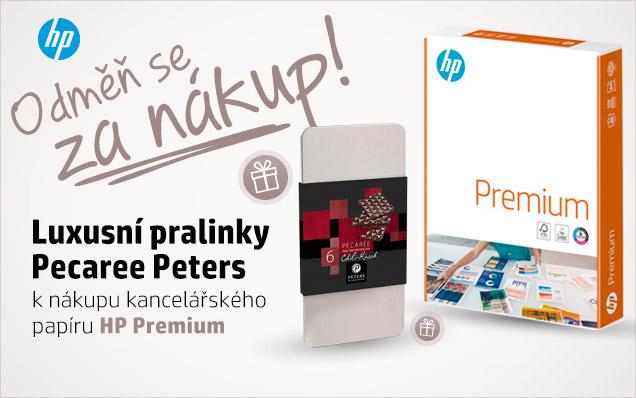 Luxusní pralinky k papíru HP Premium!