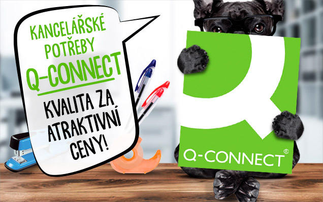 Q-Connect - kvalita za skvělou cenu