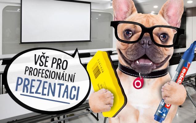 Prezentujte profesionálně s až 38% SLEVOU!