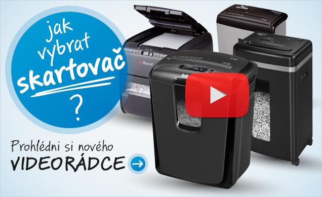 Videorádce: Jak vybrat skartovačku?