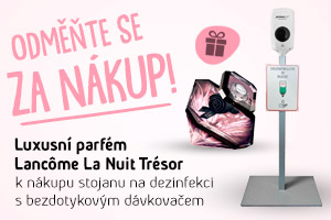 SLEVA na Bezdotykový stojan na dezinfekci jen za 3450 Kč